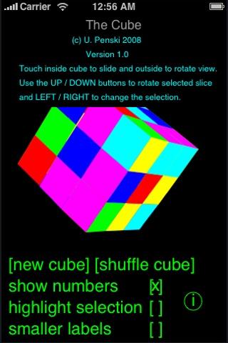 Screenshot The Cube
